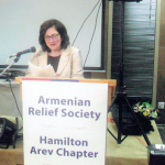 Armenian Relief Society Arev Chapter