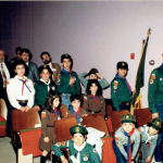 Late 80's - April 24th Remembrance Ceremony Armenians