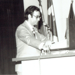 1975 Armenian Genocide Remembrance Ceremony