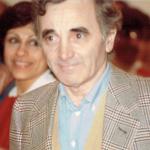 Charles Aznavour Hamilton Ontario
